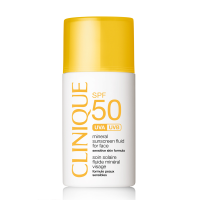 Review – Clinique Mineral Sunscreen