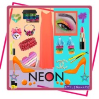 Design Set - Neon Colors