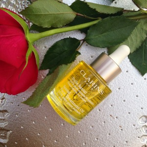 Clarins Huile Santal Face Treatment Oil
